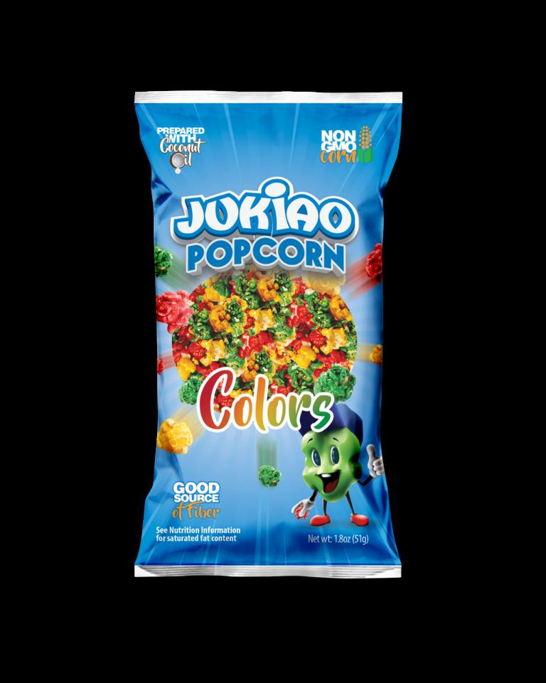 Popcorn Colores